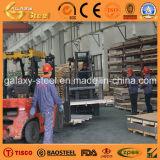 Plaque de feuille d'Inox de l'acier inoxydable 316