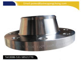 Bride de tuyau en acier standard ANSI / ASME avec glissement sur type