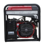 Lihua AVRとの5kw Single Phase Petrol Gasoline Generator