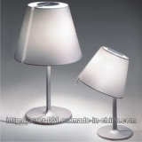 Proyecto Modern Floor Lamp Light con Fabric Shade