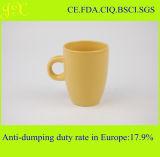 Heißes Verkaufs-Steingut-keramische Normallack-Kaffeetassen