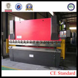 Wc67y-40X2500 Hydraulic Press BrakeおよびSteel Plate Bending Machine