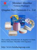 """Cloreto de cálcio 74%/77%/94% do """"absorber"""" da umidade granulado/floco"""