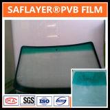 Fabricante da película do chinês 0.76mm PVB para o vidro automotriz da classe com faixa da cor