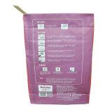 bolsa de papel de la válvula 25kg para la lechada de la baldosa cerámica