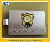 Anel chave com etiqueta da impressão e cola Epoxy 5
