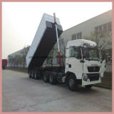 Telescopic gradual Hydraulic Cylinder para Heavy Truck