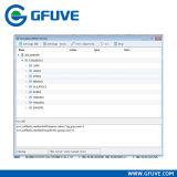 Série do server do IEC 61850 e de teste dos clientes