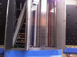 Double chaîne de production en verre isolante machine