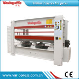 100ton Hot Press met 2 Layers