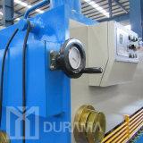 De Staalplaat van Durama Om metaal te snijden, plateert Scherpe Machine, de Hydraulische Scherende Machine van de Guillotine