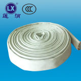 Durable Fabric Fire Hose Pipe Used in Hose Cabinet with Nozzle