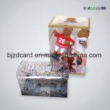 걸이를 가진 애완 동물 선물 Packagiing 플라스틱 상자 주문 Floding 절묘한 상자