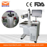 De Laser die van de Optische Vezel van Morn 20W Machine voor Metaal/Plastic/SUS/Jewelry merken