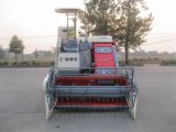 4lz-3.0 Full Feed Rice Wheat Big Tank Combine Harvester