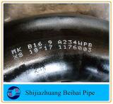 Montage van de Pijp van de Elleboog van het Koolstofstaal van de Elleboog 45deg Lr van de pijp En1092-1