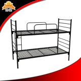 工場供給の安い価格の鋼鉄金属の軍隊の士官学校の労働者の二重二段ベッド