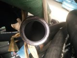El manguito ensanchable flexible torció en espiral manguito de goma de alta presión reforzado del manguito hidráulico del manguito del alambre de acero