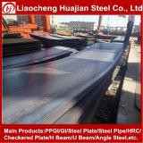 Strato equivalente dell'acciaio per costruzioni edili del carbonio dell'acciaio di ASTM A36 in Cina