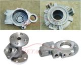 CNC Machiningの鋳造物Iron Sand Pump Body Part Casting