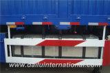 Seitenwand-abnehmbarer langer Fahrzeug Tri-Welle Ladung-halb Schlussteil