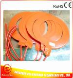 (300-190) de Cirkel RubberVerwarmer van het Silicone van de Verwarmer van de Machine van de Koffie *1.5mm