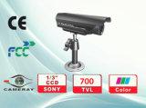 Wetterfestes 600tvl Bullet Camera mit Sunshield