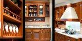Мебели дома твердой древесины ольшаника (zq-025)