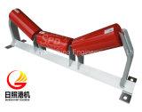SPD 벨트 콘베이어 롤러, 여물통 컨베이어 롤러 세트, 강철 롤러