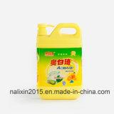 Líquido del lavaplatos, detergente de lavadero, detergente líquido del producto de limpieza