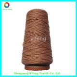 스웨터 (1/2.5nm에 의하여 염색되는 털실)를 위한 Shetland 모직 95% 조악한 뜨개질을 하는 털실