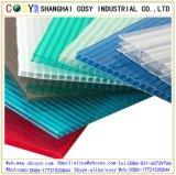 Лист поликарбоната пластичный для упаковки/оборачиваемости промышленного продукта