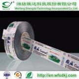 Пленка PE/PVC/Pet/BOPP/PP защитная для алюминиевого профиля/профиль PVC алюминиевых плиты/доски/Colord Алюмини-Пластмассы
