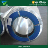 SGCC гальванизировало стальные катушки прокладки, Zink покрыло холоднопрокатную катушку разреза стали и прокладки катушки Gi 680-1250 mm