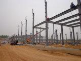 Превосходное конструированное Prefab светлое изготовление пакгауза стальной структуры (KXD-140)
