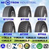 Neumático del autobús del carro del precio de fabricante del neumático de China Boto Winda