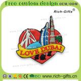 Cammello permanente personalizzato della Doubai del ricordo dei magneti del frigorifero dei regali promozionali della decorazione (RC-DI)