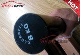 Het aangepaste Staal Clubbell van de Opleiding van de Geschiktheid 2kg-20kg
