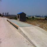 China-LKW-Schuppe, Weightbridge