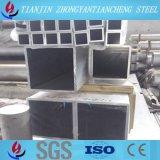 Aluminiumlieferanten-rechteckige Aluminiumrohrleitung 6063 6061 auf Lager