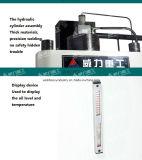 Prensa hidráulica de la embutición profunda de cuatro prensas hidráulicas de la columna usada en el proceso de productos de metal