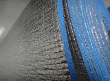 Isolamento de telhado Folha de borracha de alumínio Isolamento térmico de espuma XPE para telhados