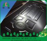 de 2.7mm-4.0m m alta HDF piel brillante de la puerta de la melamina para las puertas interiores