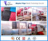 China Plastik-Belüftung-Materialien Baolimei Ring-Matten-Blatt-Extruder-Maschine