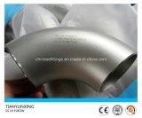 Gomito duplex senza giunte dell'acciaio inossidabile della LR della saldatura testa a testa S32760/1.4501