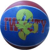 اثنان لون [هيغقوليتي] مطّاطة كرة سلّة حجم 7