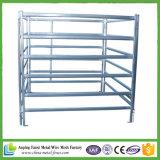 Painel galvanizado HDG elevado superior do gado do valor 10FT por muito tempo 6FT