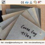 Carrelage de vinyle de cliquetis d'Eco de qualité