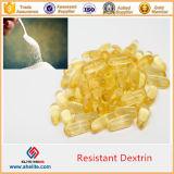 Dextrina resistente arancione di migliore qualità utilizzata in salse, in sughi e nelle preparazioni