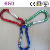 Rigging Hardware Zinc Plated Snap Hook com Eyelet of Fastener